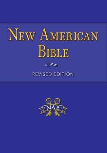Okładka książki Bible: New American Bible, Revised Edition