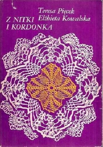 Okładka książki Z nitki i kordonka