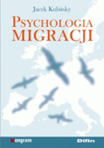 Okładka książki Psychologia migracji