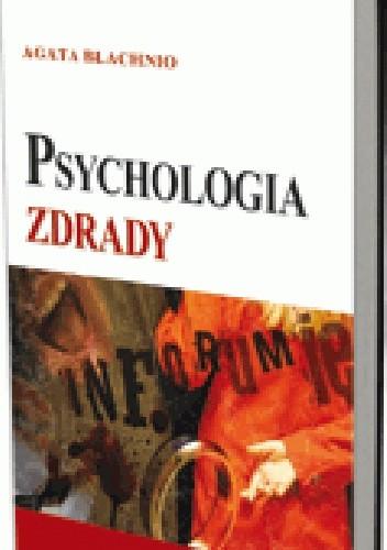 Okładka książki Psychologia zdrady