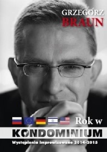 Okładka książki Rok w kondominium
