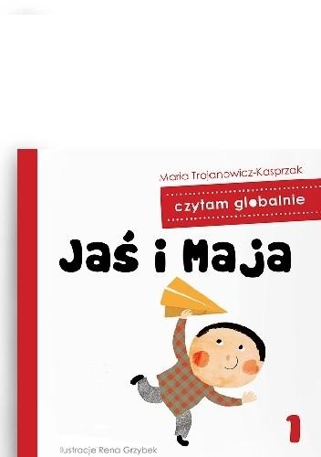 Okładka książki Jaś i Maja