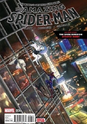 Okładka książki Amazing Spider-Man Vol 4 #6 - The Dark Kingdom - Part 1: Turnabout