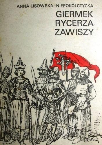 Okładka książki Giermek rycerza Zawiszy