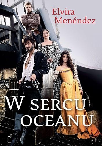 Okładka książki W sercu oceanu
