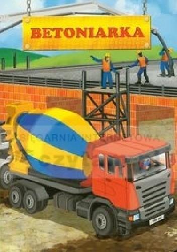 Okładka książki Betoniarka