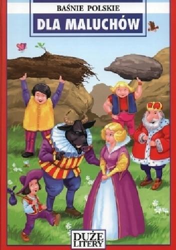 Okładka książki Baśnie polskie dla maluchów