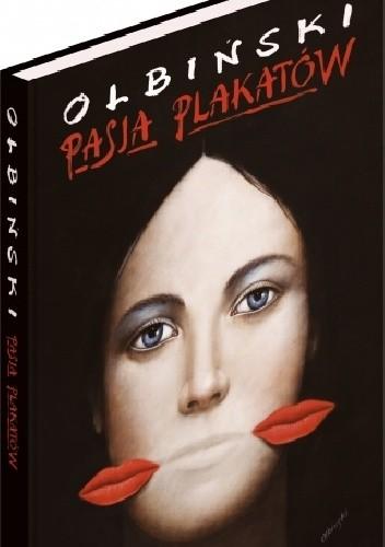 Okładka książki Olbiński. Pasja plakatów