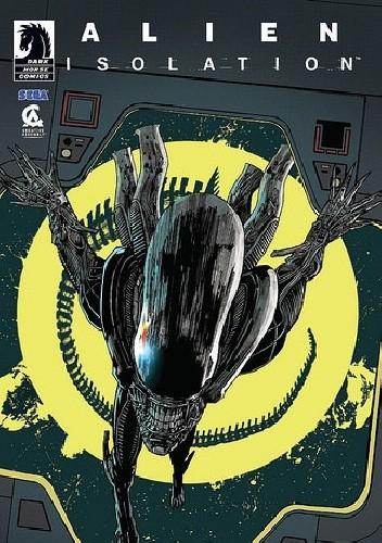 Okładka książki Alien: Isolation