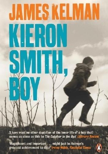 Okładka książki Kieron Smith, boy