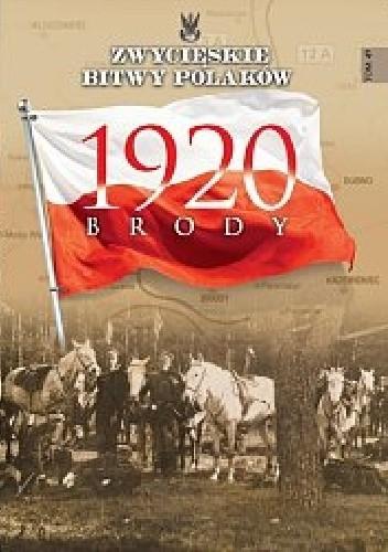 Okładka książki 1920 Brody