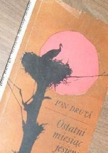 Okładka książki Ostatni miesiąc jesieni