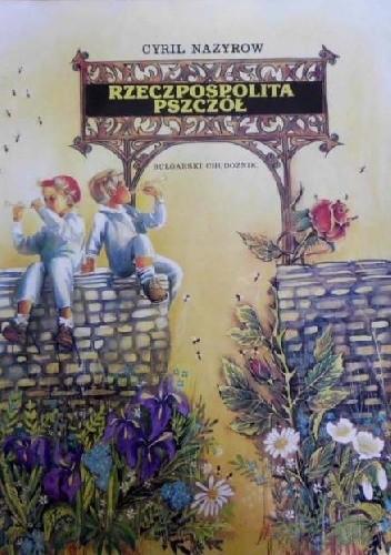 Okładka książki Rzeczpospolita pszczół