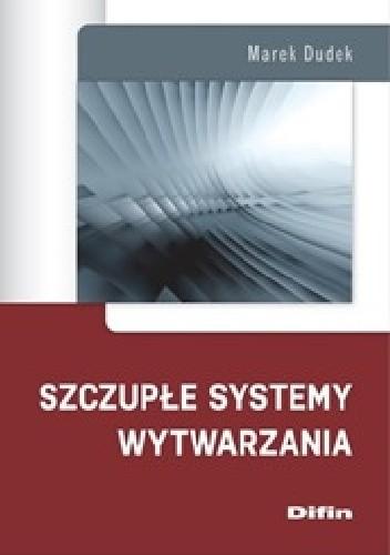 Okładka książki Szczupłe systemy wytwarzania