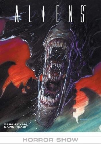 Okładka książki Aliens: Horror Show
