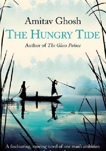 Okładka książki The Hungry Tide