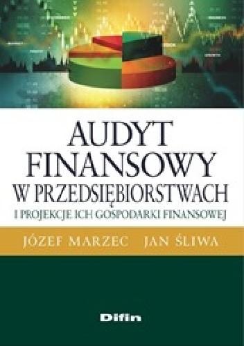 Okładka książki Audyt finansowy w przedsiębiorstwach i projekcje ich gospodarki finansowej
