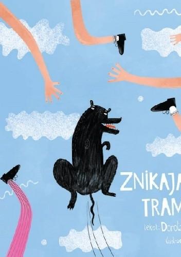 Okładka książki 30 znikających trampolin