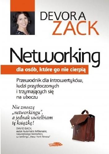 Okładka książki Networking dla osób które go nie cierpią