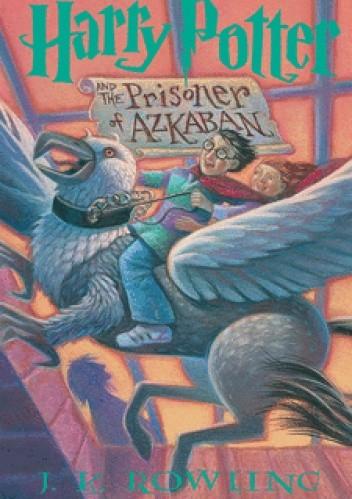 Okładka książki Harry Potter and the Prisoner of Azkaban