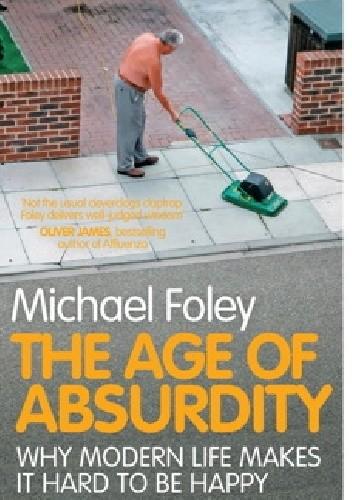 Okładka książki The Age of Absurdity