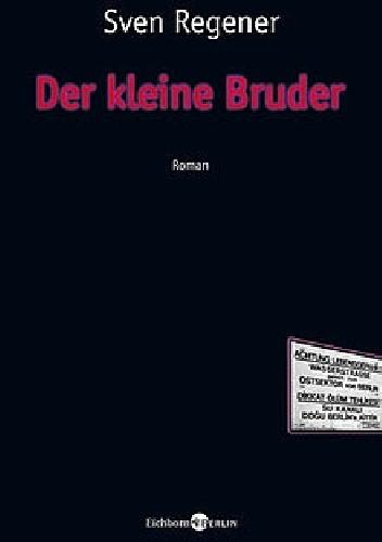 Okładka książki Der kleine Bruder