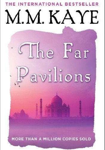 Okładka książki The Far Pavilions