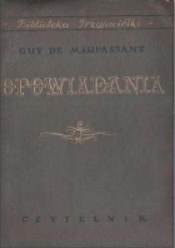 Okładka książki Opowiadania