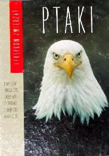 Okładka książki Ptaki II. Leksykon zwierząt.