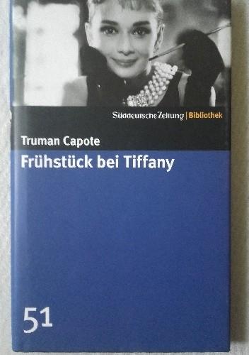 Okładka książki Frühstück bei Tiffany