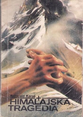 Okładka książki Himalajska tragedia