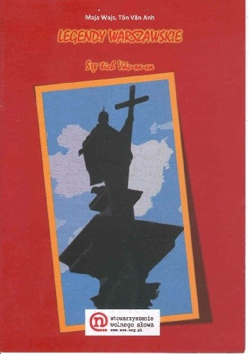 Okładka książki Legendy warszawskie / Sự tích Vác-Sa-Va