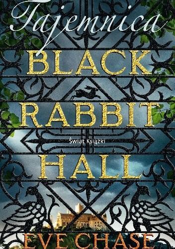 Okładka książki Tajemnica Black Rabbit Hall