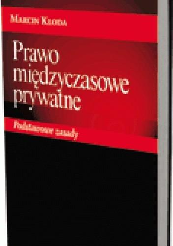 Okładka książki Prawo międzyczasowe prywatne. Podstawowe zasady
