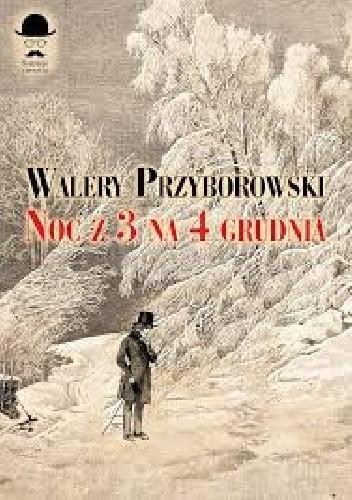 Okładka książki Noc z 3 na 4 grudnia