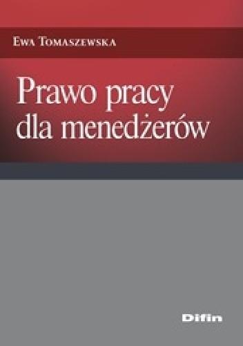Okładka książki Prawo pracy dla menedżerów