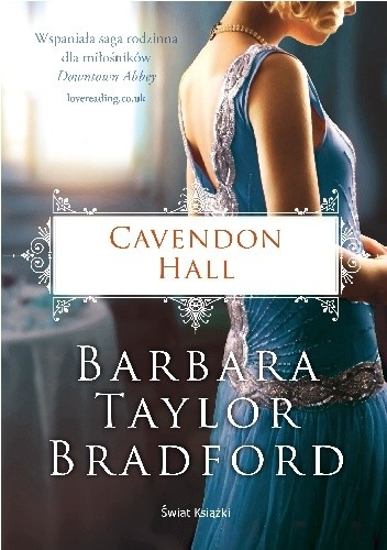 Okładka książki Cavendon Hall