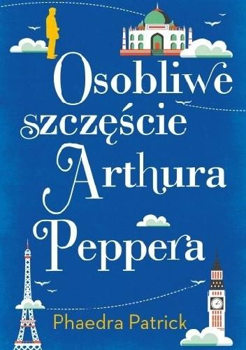 Okładka książki Osobliwe szczęście Arthura Peppera