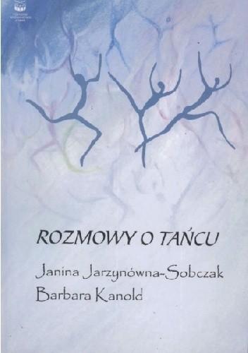 Okładka książki Rozmowy o tańcu