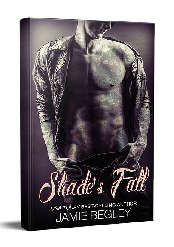 Okładka książki Shade's Fall