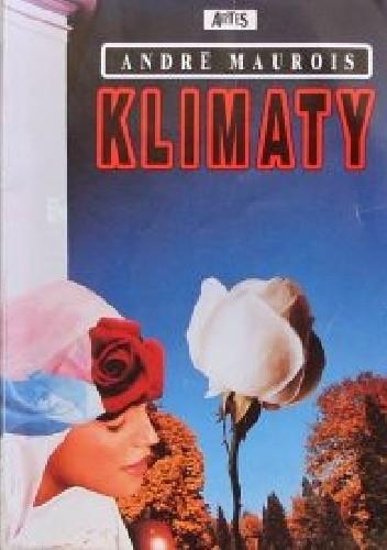 Okładka książki Klimaty