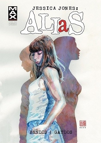 Okładka książki Jessica Jones: Alias