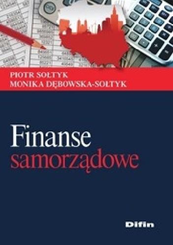 Okładka książki Finanse samorządowe