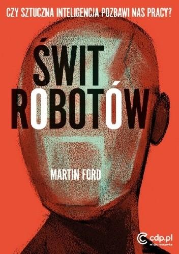 Okładka książki Świt robotów