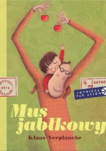 Okładka książki Mus jabłkowy