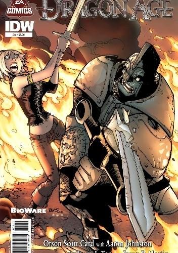 Okładka książki Dragon Age vol. 6