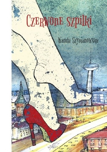 Okładka książki Czerwone szpilki