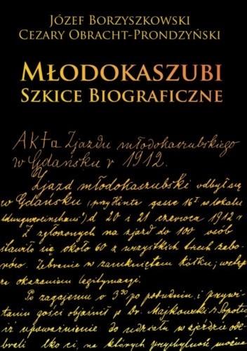 Okładka książki Młodokaszubi. Szkice biograficzne