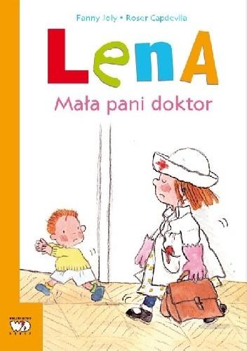Okładka książki Lena. Mała pani doktor