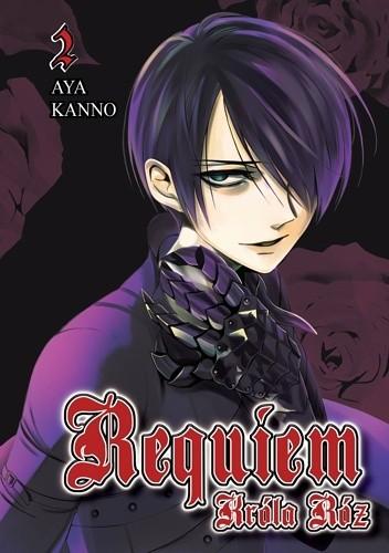 Okładka książki Requiem Króla Róż 2